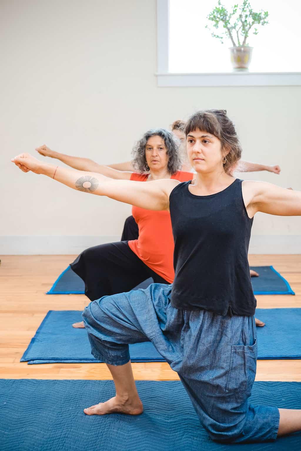 Feldenkrais Awareness Through Movement class
